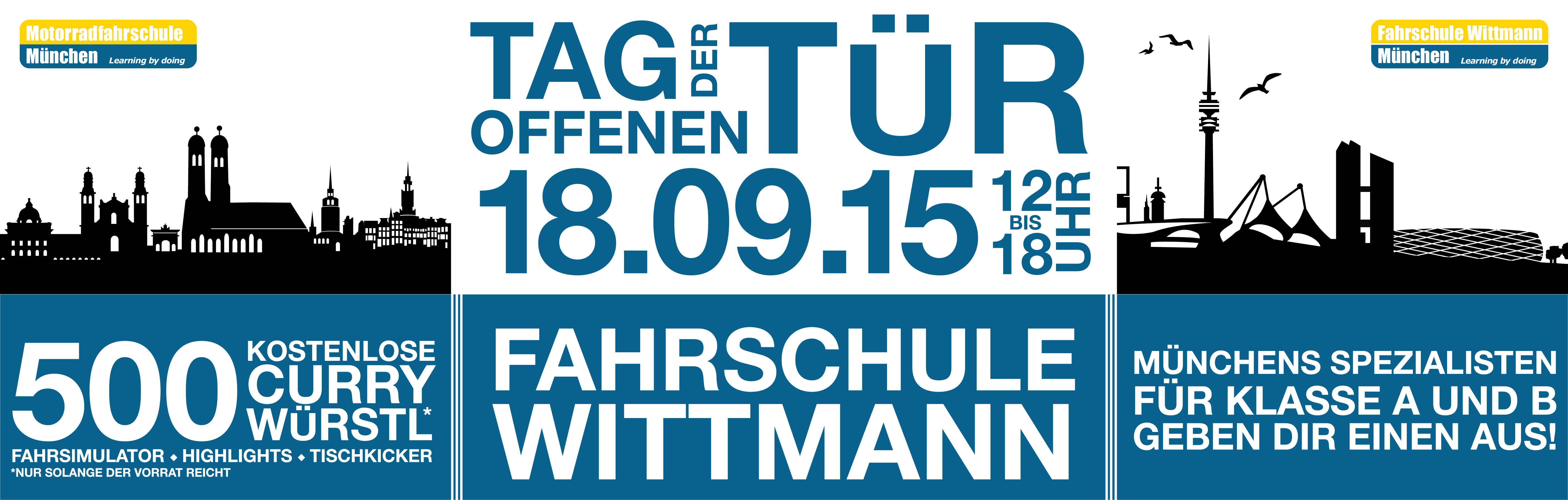 Fahrschule-Wittmann-Motorradfahrschule-Autofahrschule-Muenchen-2015-Tag-Der-Offenen-Tuer
